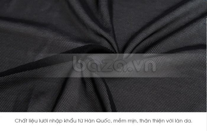 Bộ đồ ngủ nữ ren mỏng sexy Hamuse - chất liệu nhập khẩu