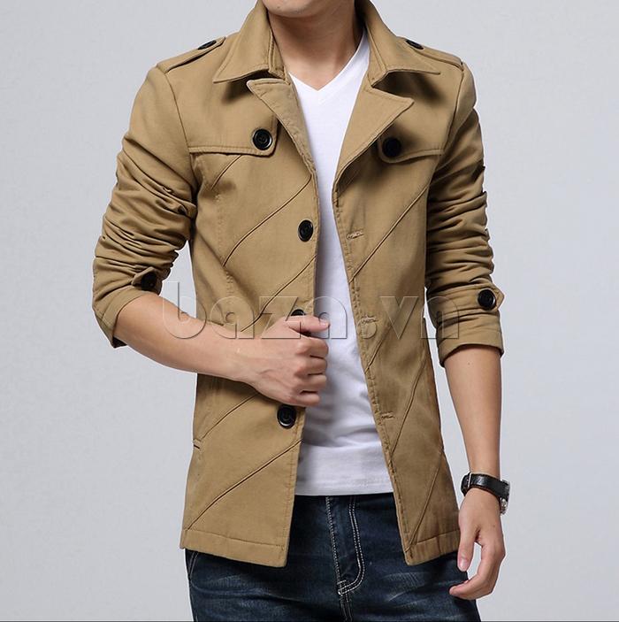 Jacket nam thu đông kiểu Hàn CTHAPINE 3562169