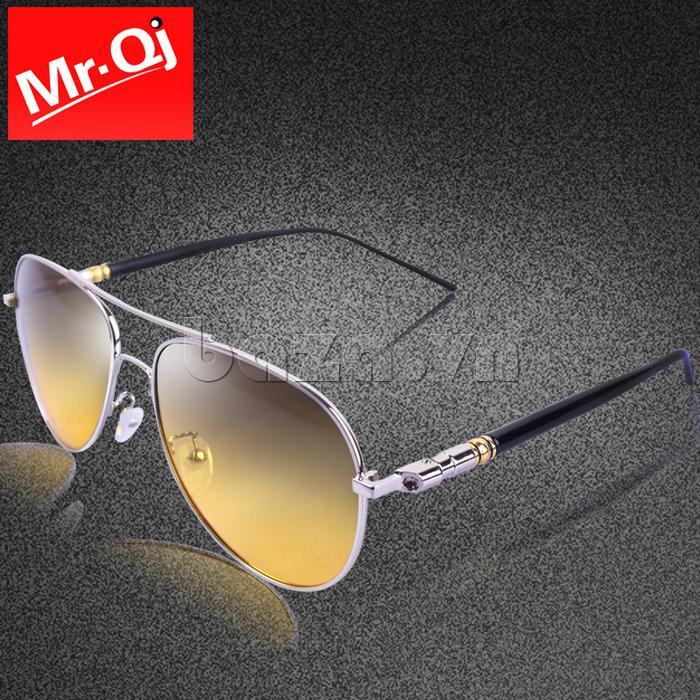 Kính nam phân cực Q&J 209005 - kính mắt cho nam giới