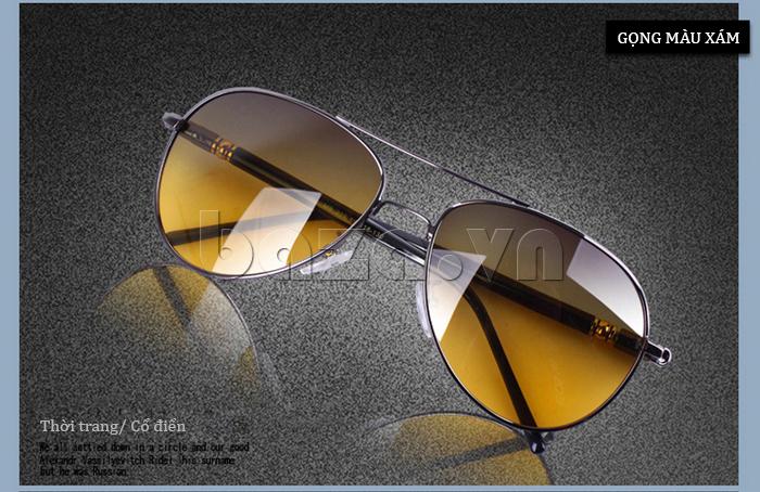 Kính nam phân cực Q&J 209005 - bảo vệ đôi mắt