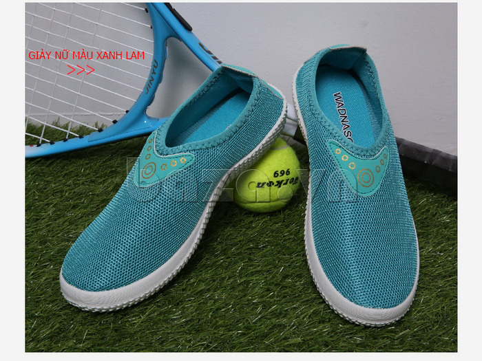 Giày lưới thể thao Wadnaso sang trọng hoàn hảo
