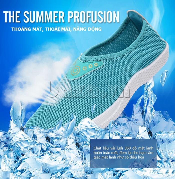 Giày lưới thể thao Wadnaso thời trang