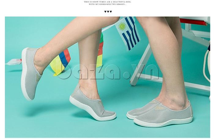 Giày lưới thể thao Wadnaso cùng bạn tới muôn nơi