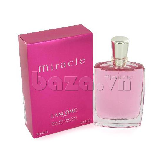 Nước hoa nữ Miracle for women Eau de parfum - Nước hoa Lancome cao cấp