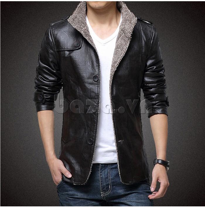Áo khoác nam GF thời trang