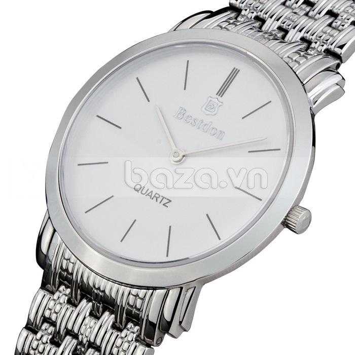 Baza.vn:  Đồng hồ nam Bestdon Siêu Mỏng BD9924G