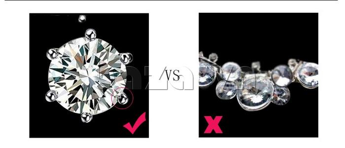 Đồng hồ nữ mặt trái tim Vinoce V633248G chất lượng cao cấp