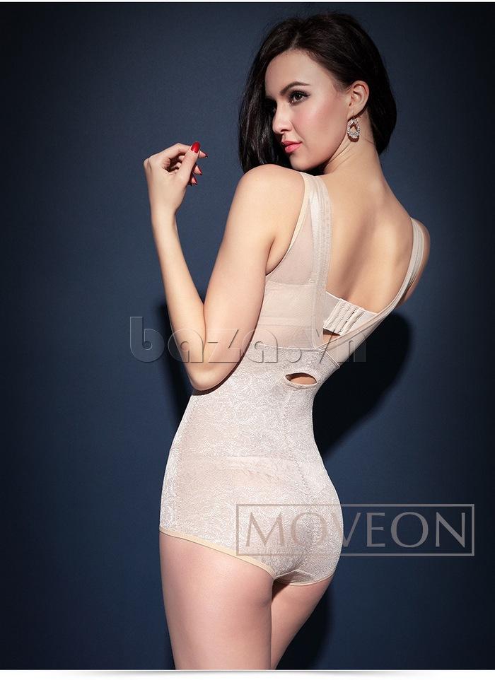 áo định hình liền thân gợi cảm cho nữ Moveon MS2153