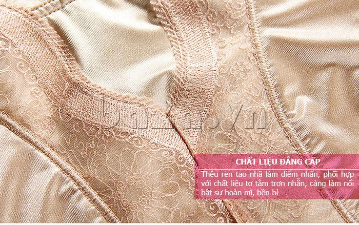 áo định hình liền thân nữ Moveon MS2153 - chất liệu đẳng cấp