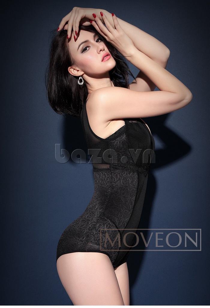 áo lót tạo dáng định hình liền thân cho nữ Moveon MS2153