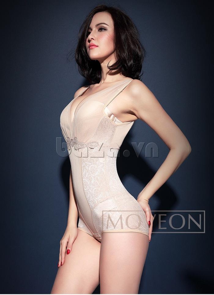 áo định hình kiểu liền thân cho nữ Moveon MS2153