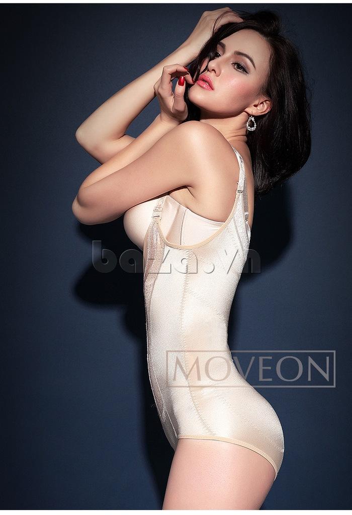 áo định hình liền thân cho nữ Moveon MS2153