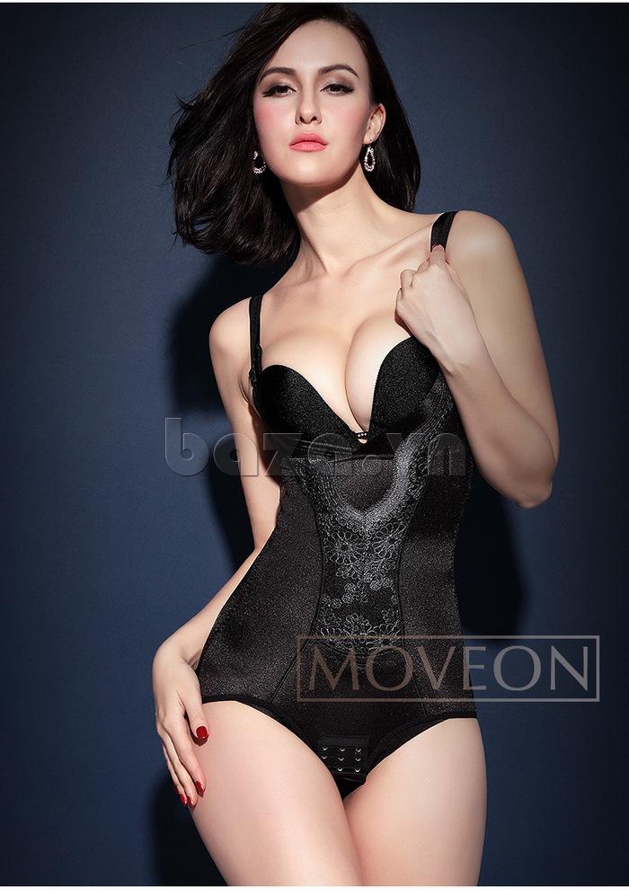 Đồ lót shape up liền thân nữ Moveon MS2153