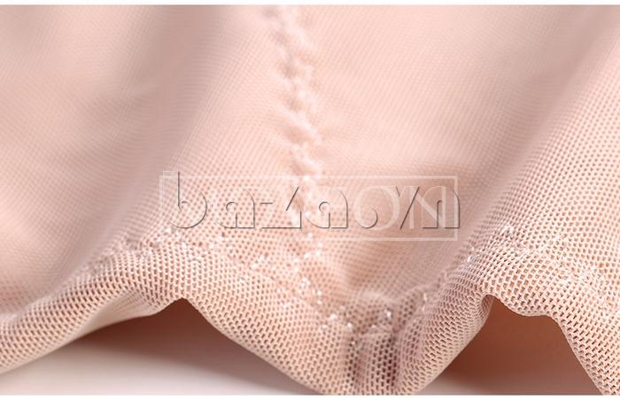 áo lót nữ định hình liền thân siêu nhẹ Moveon MS3659 thời trang