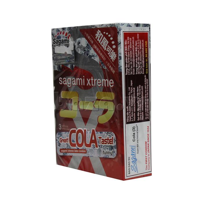 Bao cao su Sagami Xtreme
