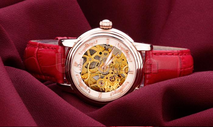 Đồng hồ cơ nữ Aiers B202L cho cổ tay nổi bật