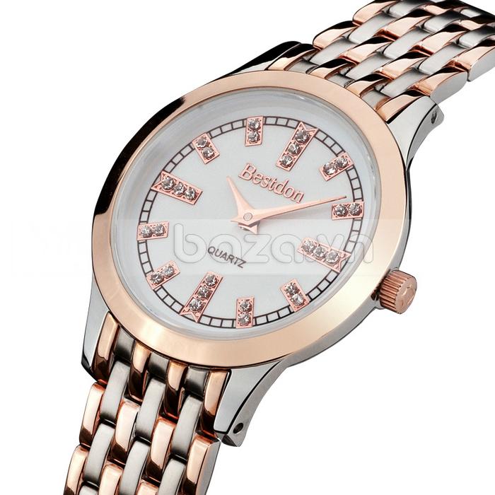 Baza.vn: Đồng hồ nữ Bestdon vẻ đẹp tinh tế, cuốn hút