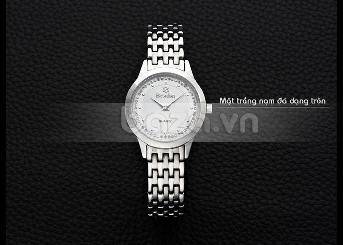 Đồng hồ nữ Bestdon phong cách, cá tính, duyên dáng