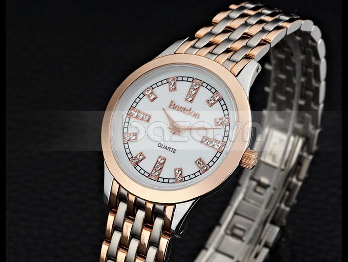 Đồng hồ nữ Bestdon thêm nét kiêu sa cho bạn gái