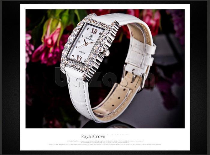 Chiếc đồng hồ nữ cao cấp sẽ khiến bạn tỏa sáng