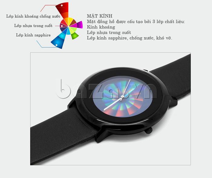 Đồng hồ thời trang Time2U 91-19049 mặt kính cao cấp
