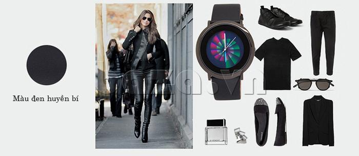 Đồng hồ thời trang Time2U 91-19049 dễ mix đồ