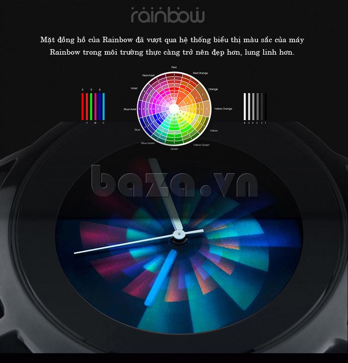 Đồng hồ thời trang Time2U 91-19049 màu sắc tạo nên phong cách