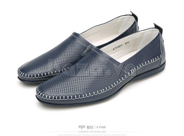 Giày nam Olunpo XCY1503 giày lười