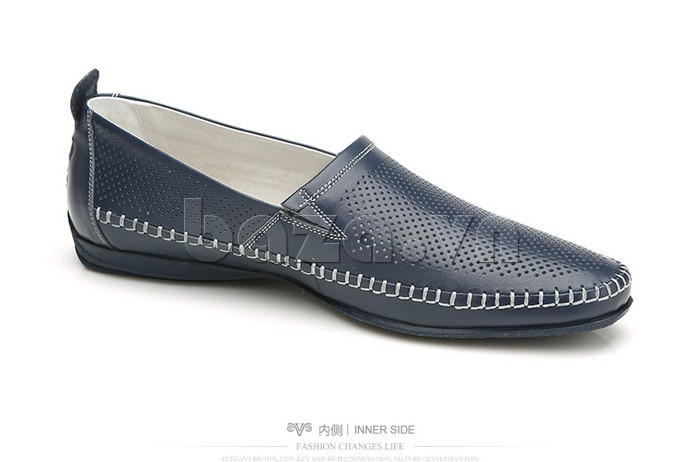 Giày nam Olunpo XCY1503 màu xanh