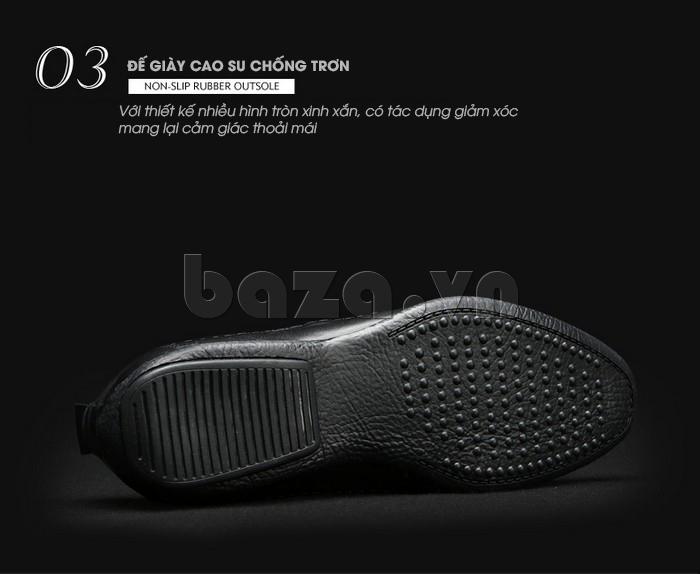 Giày nam Olunpo XCY1503 ấn tượng