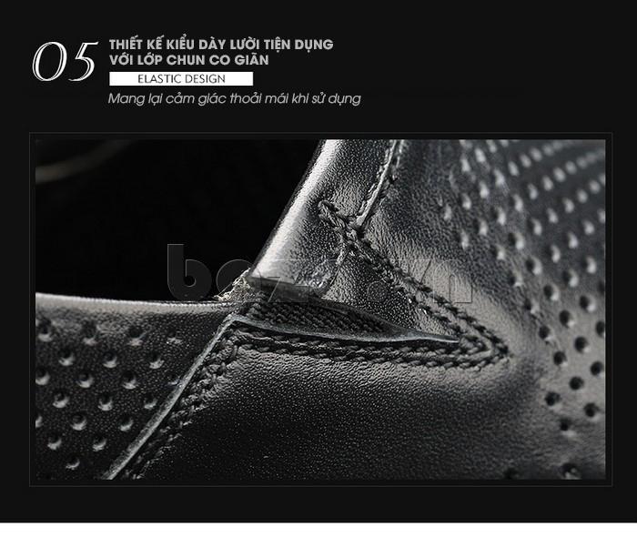 Giày nam Olunpo XCY1503 phong cách