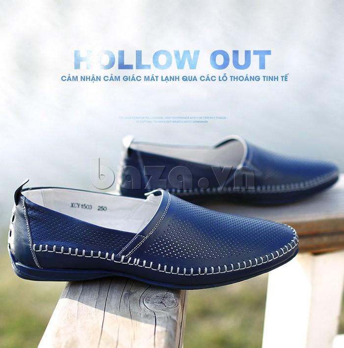 Giày nam Olunpo XCY1503