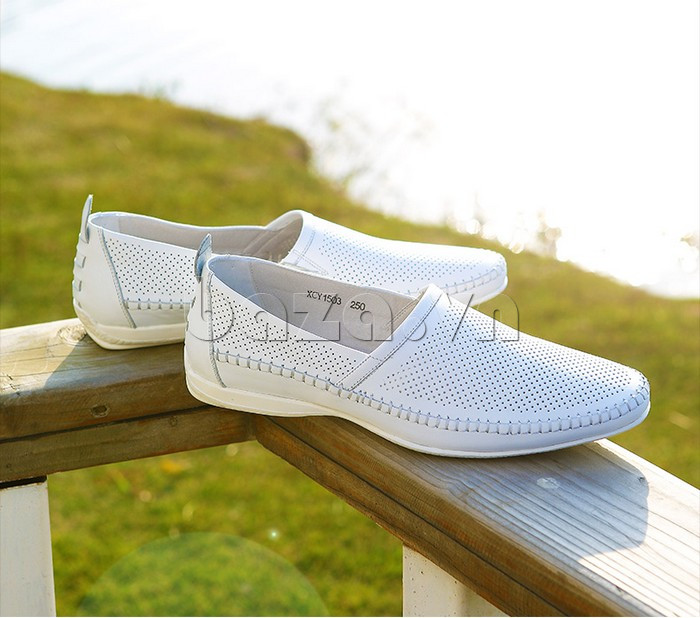 Giày nam Olunpo XCY1503 tinh tế