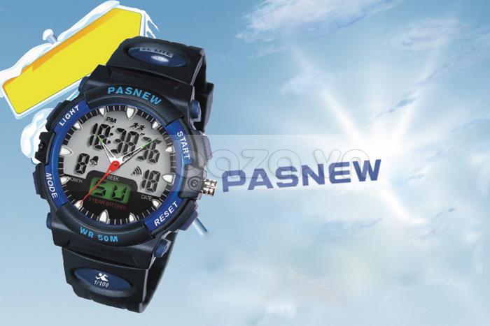 Kết quả hình ảnh cho cách chỉnh đồng hồ điện tử pasnew