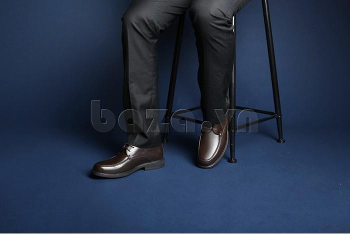 giầy da cao cấp OLUNPO QYS1201 lịch lãm