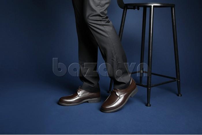 giầy da cao cấp OLUNPO QYS1201 là một cặp hoàn hảo với vest công sở