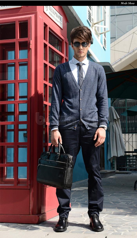 giầy da cao cấp OLUNPO QYS1201 mang đến thành công cho nam giới