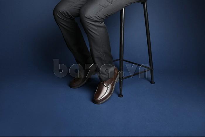 giầy da cao cấp OLUNPO QYS1201 thể hiện phong thái vượt trội