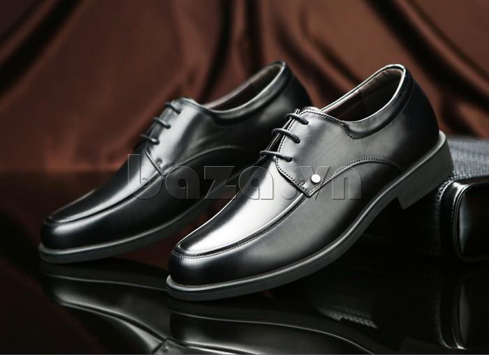 giầy da cao cấp OLUNPO QYS1201 sang trọng và đẳng cấp