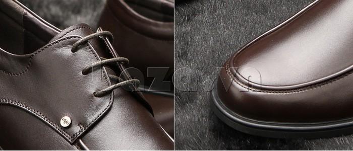 giầy da cao cấp OLUNPO QYS1201 sang trọng