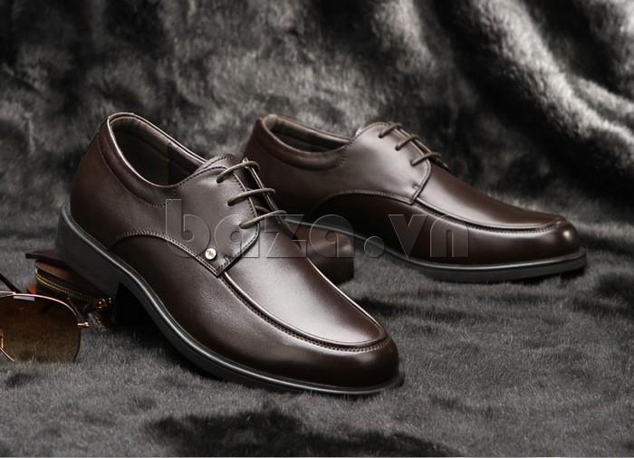 giầy da cao cấp OLUNPO QYS1201 đầy tính thẩm mỹ