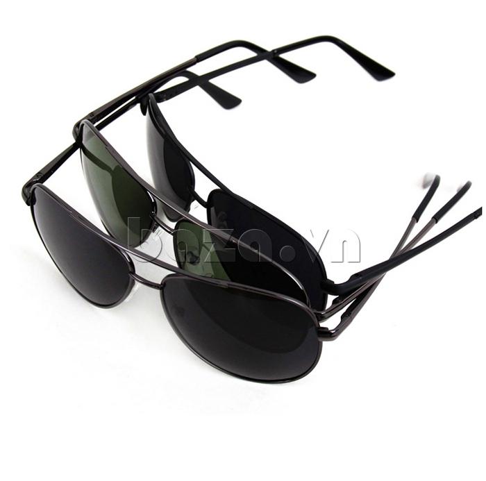 Kính Unisex Q&J 8808 - kính mắt cho quý ông
