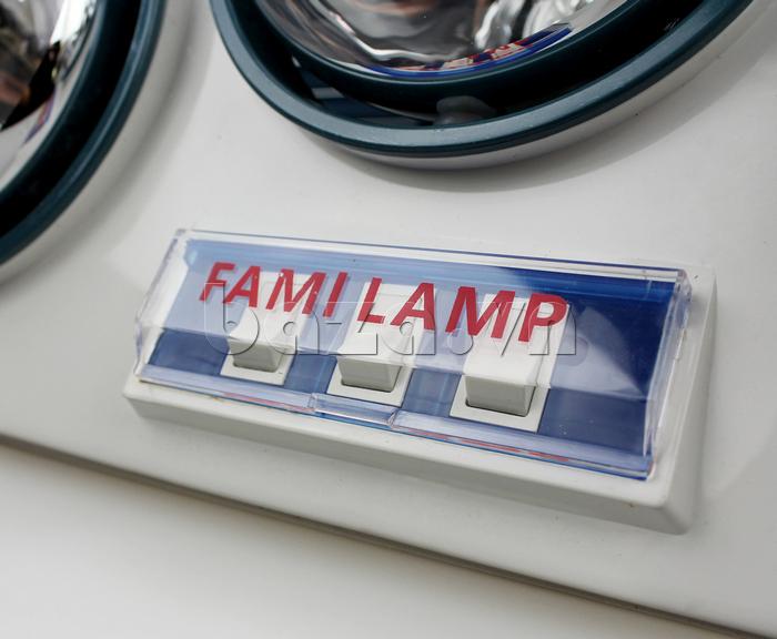 Đèn sưởi điều khiển từ xa Fami Lamp dễ dàng điều khiển