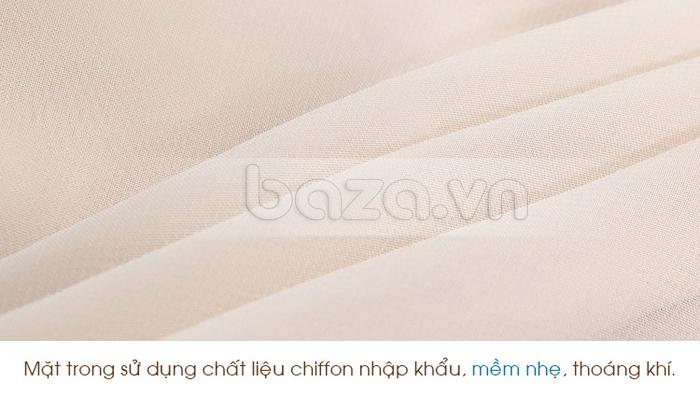 Bộ đồ ngủ nữ Hamuse mềm nhẹ, hấp dẫn