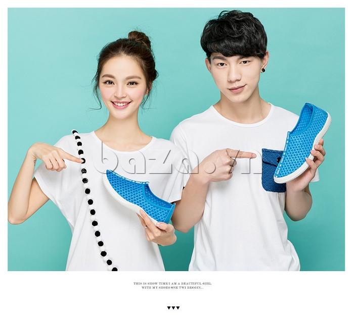 Giày lưới phong cách thể thao Wadnaso mới lạ