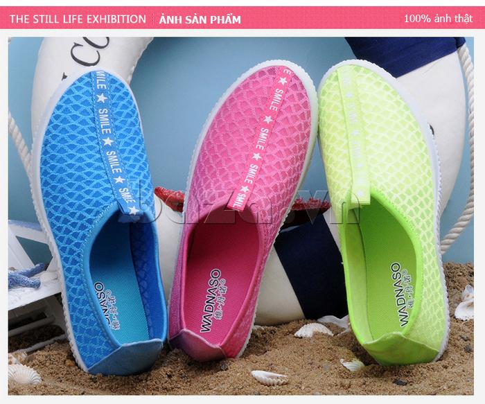 Giày lưới phong cách thể thao Wadnaso trẻ trung