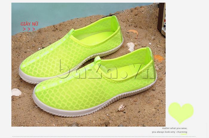 Giày lưới phong cách thể thao Wadnaso cá tính độc đáo