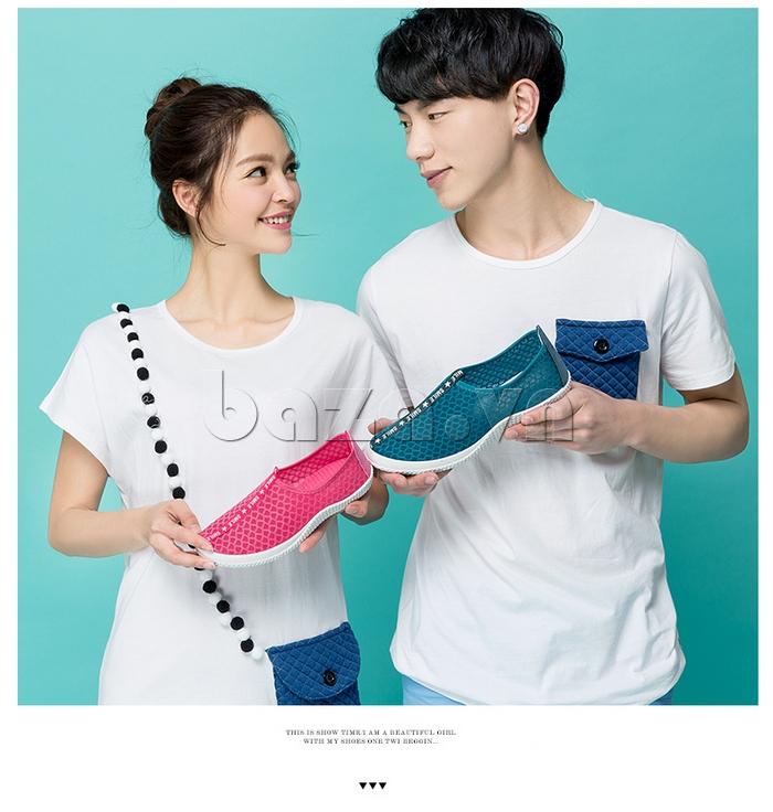 Giày lưới phong cách thể thao Wadnaso phiên bản cho cả nam và nữ