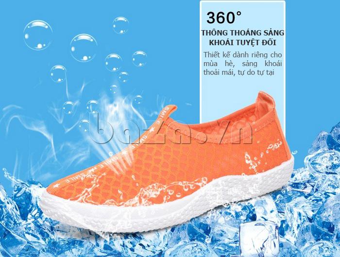 Giày lưới phong cách thể thao Wadnaso dễ mix đồ