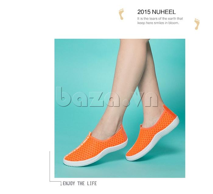 Giày lưới phong cách thể thao Wadnaso êm chân